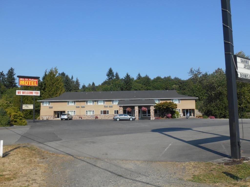 Mt. St. Helens Motel (Castle Rock, WA)