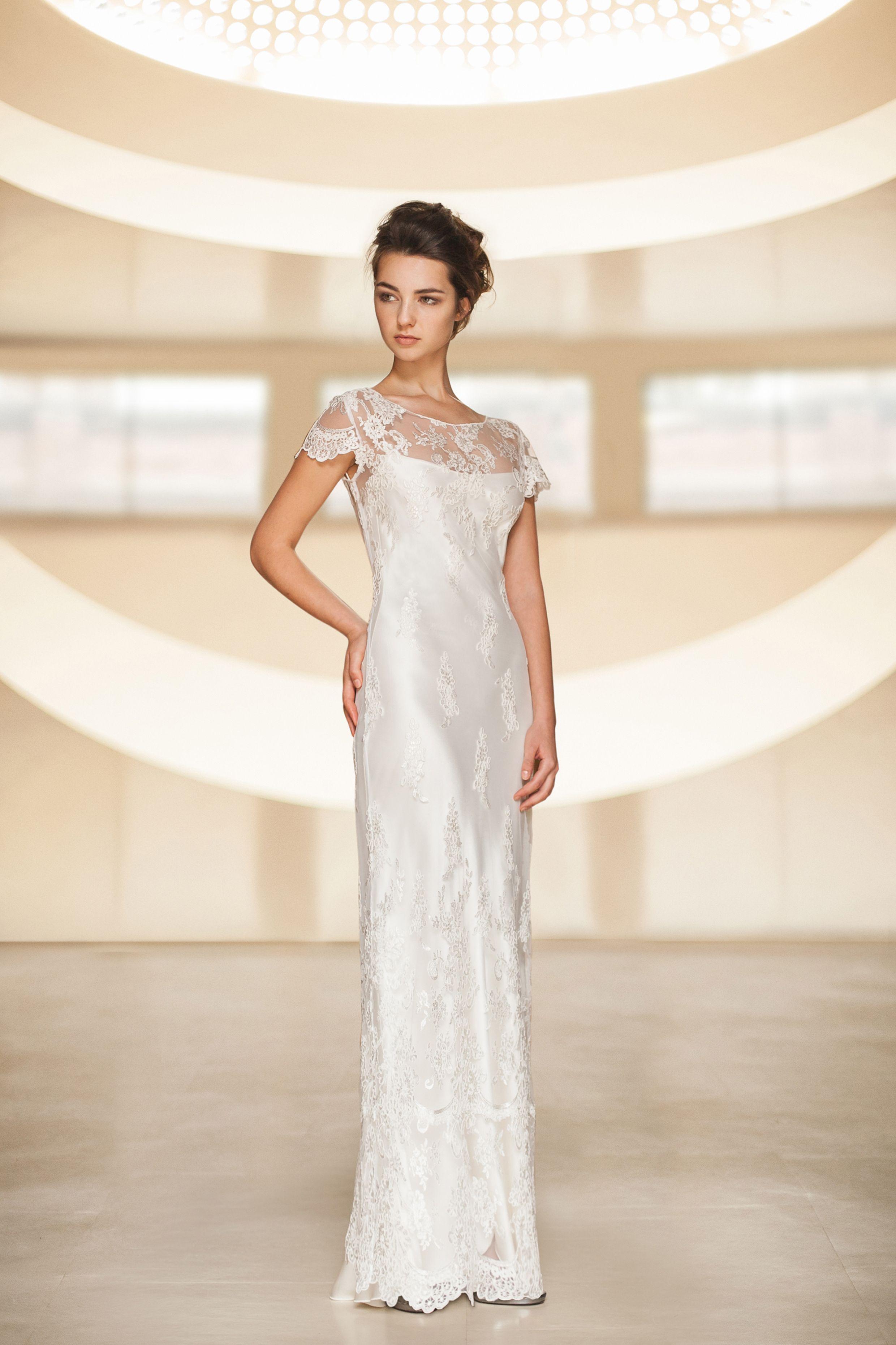 Lace dress styles for funeral  Amanda Garrett  Wedding Dress Shopping  Pinterest  Wedding dress