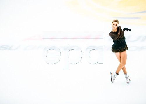 Elena Radionova    ISU GP Cup of China 2016
