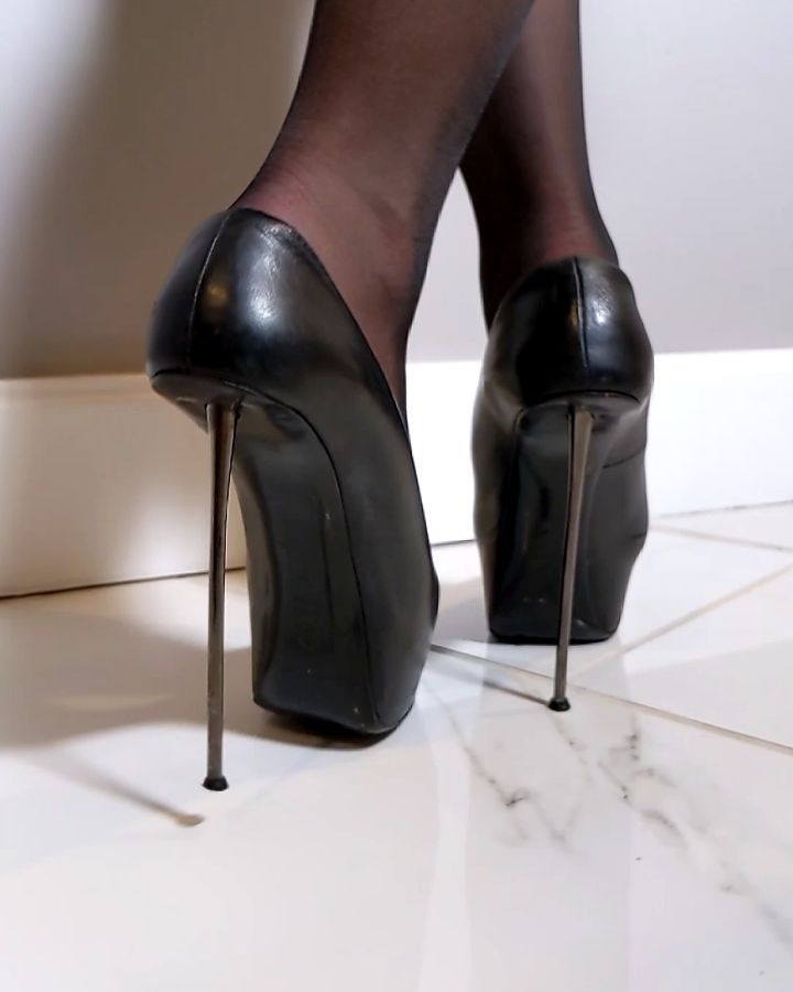"High Heels Shop's Instagram post: ""-- #highheels #stilettos #highheel #highheeled #extremeheels #metalheels #steelheels #killerheels #tacchi #tacchialti #heels #instaheels…"""