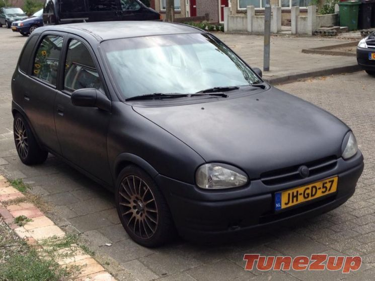for sale opel corsa tunezup tuned cars and carlovers. Black Bedroom Furniture Sets. Home Design Ideas