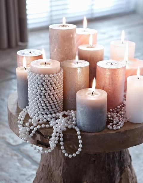 Love Candles!!