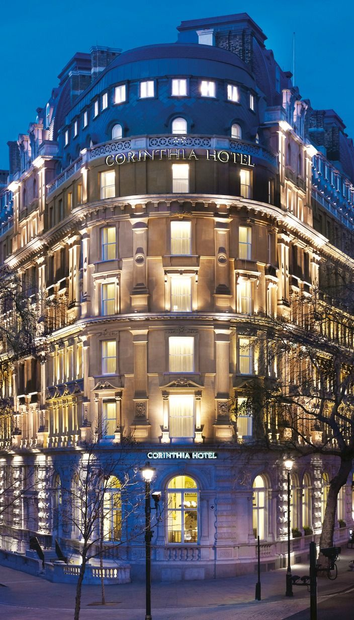 The thoughtful design details make this hotel woth it. #london #england #uk #hotels #travel #corinthia