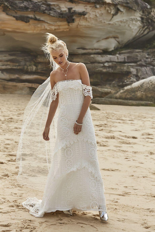 Mystic Charlie Rue De Seine Wedding Dress Collection