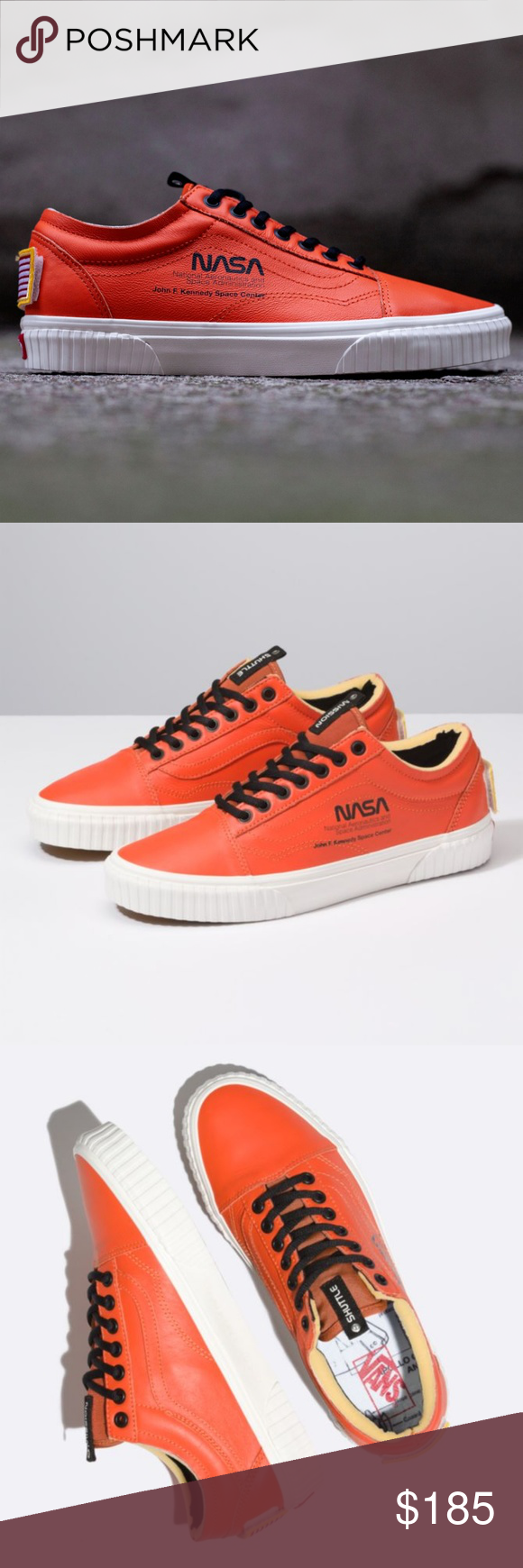 NASA x Vans O.S Space Voyager Firecracker limited NWT | Vans