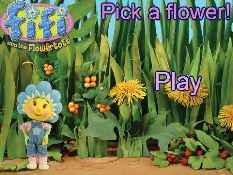 Fifi Game for kids New Video Game for Kids GamePlay by CufoTvGameChannel