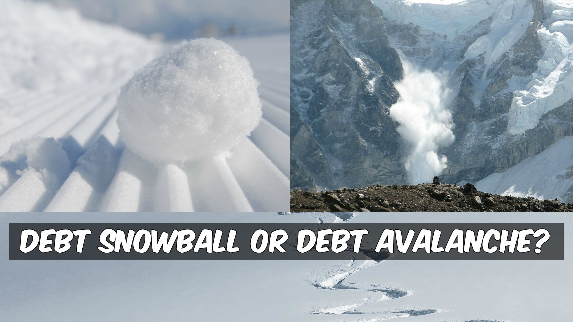 Debt Snowball Or Debt Avalanche