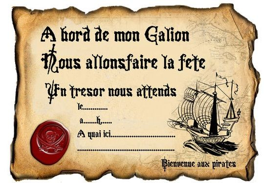 Pin By Lu Xiao Wan On Kids Pinterest Invitations And Pirates
