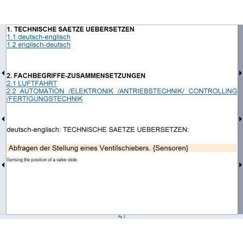 deutsch-englisch Fachuebersetzer fuer Mechatronik-Saetze + BEGRIFFE-Zusammensetzungen aus AUTOMATION /ELEKTRONIK /ANTRIEBSTECHNIK /CONTROLLING/ FERTIGUNGSTECHNIK (German Edition) [Kindle Edition]
