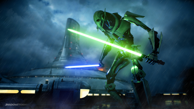 Grievous On Kamino 4k Wallpaper Live Wallpaper Soon Starwars In 2020 Star Wars Live Wallpapers Cool Artwork