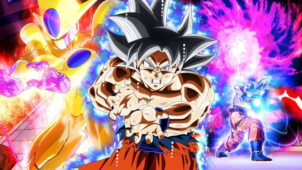 The Most Dangerous Enemies Ultra Instinct Goku Survival