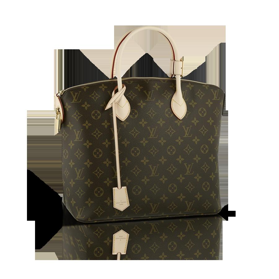 03ea268763e Louis Vuitton Lockit MM MONOGRAM   Fashion   Pinterest   Louis ...