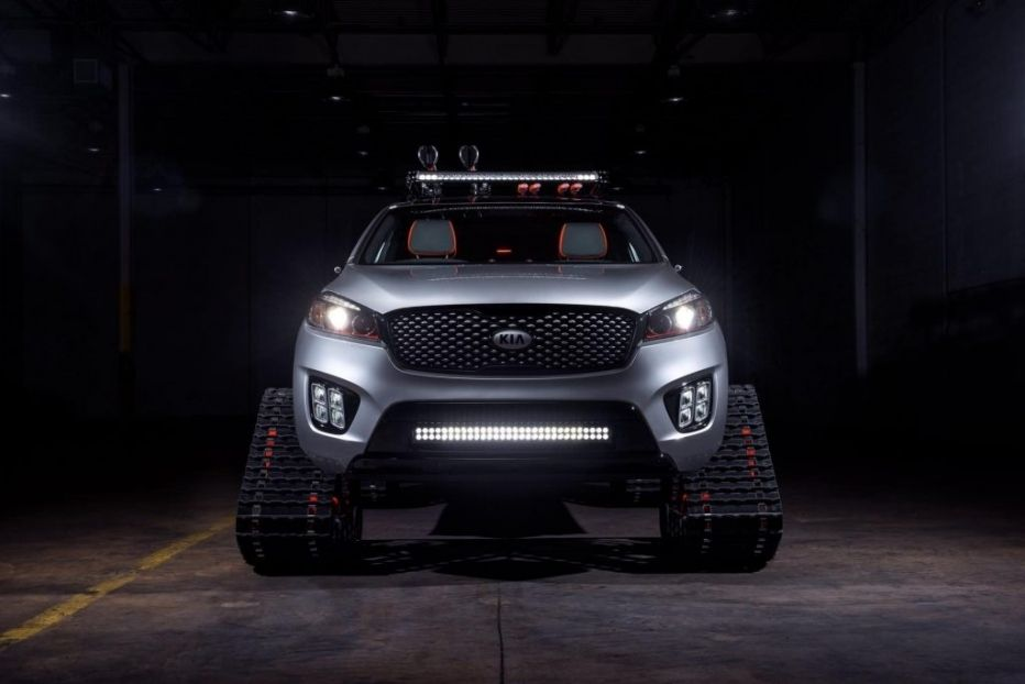 2020 Kia Vehicles Rumors Kia Sorento Kia Mini Van