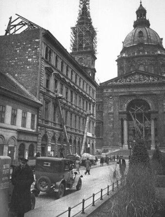 bazilika, budapest