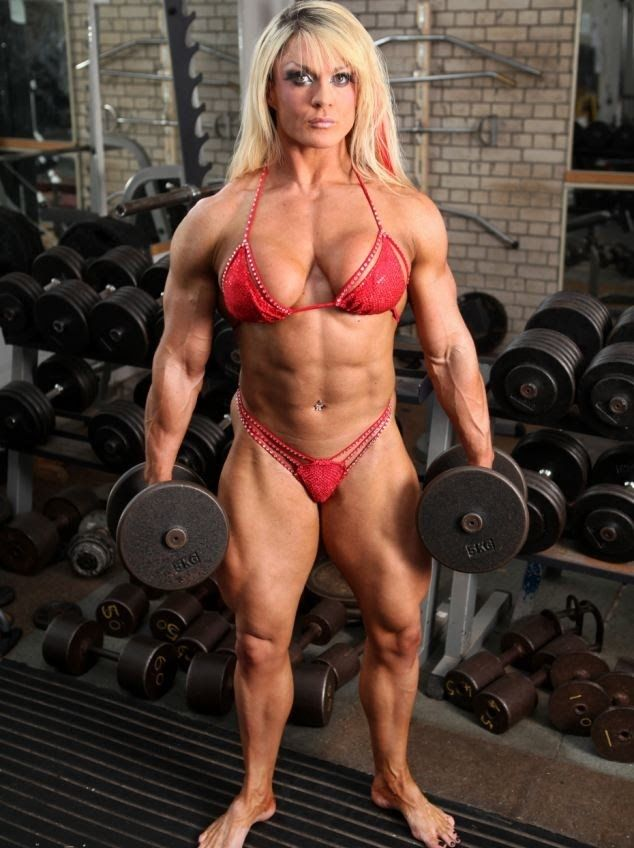 girls bodybuilders naked