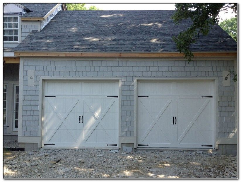 Garage Doors Without Windows Carriage House Doors White Garage Doors Garage Doors