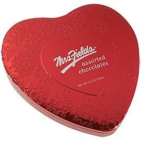 Happy Birthday Heath Mini Heart Tin Gift Present For Heath WIth Chocolates
