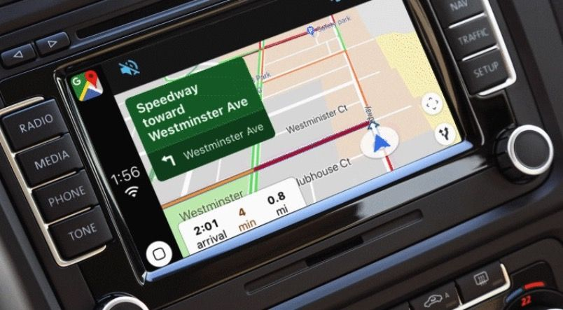 Google Maps Comes to CarPlay in Latest Update Android