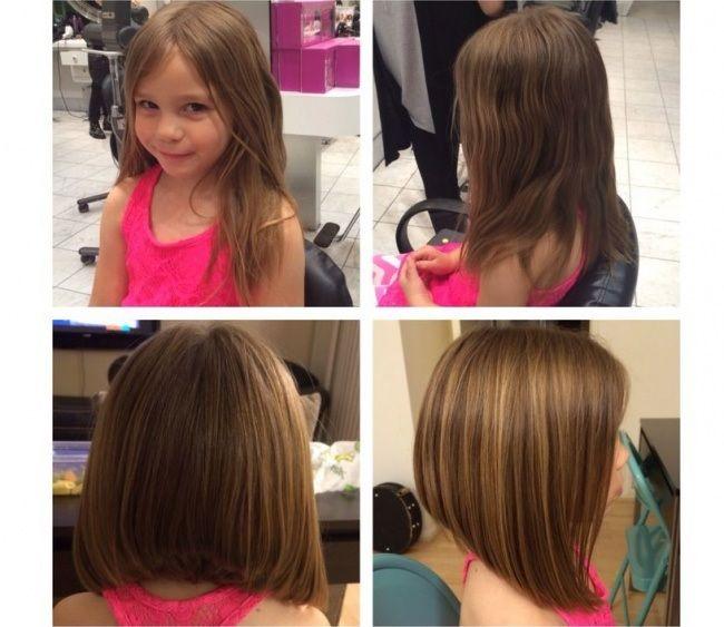 Souvent Envie De Couper Les Cheveux De Votre Petite Fille? Découvrez les  VW82