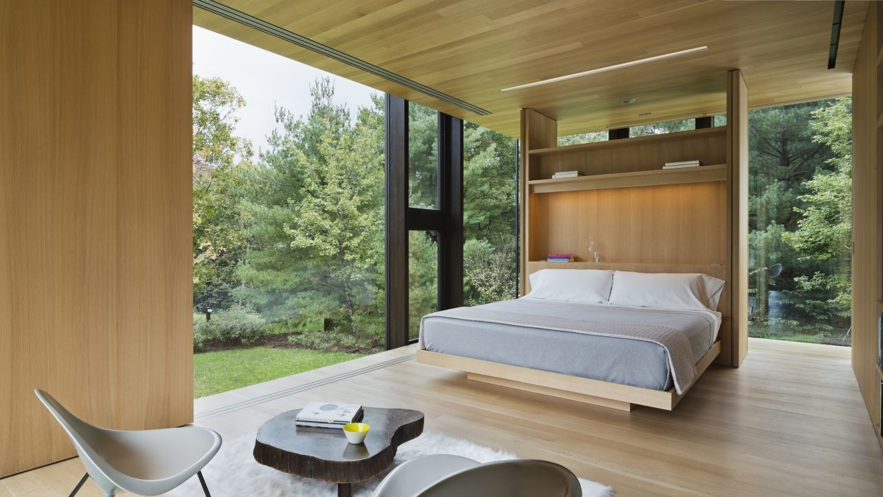 LM Guest House By Desai Chia Architecture In Dutchess County, New York, USA  A