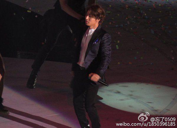 160323 Daesung - 2016 QQ Music Awards