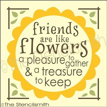 2016   Friends are like Flowers | Quotes | Flores, Amigas