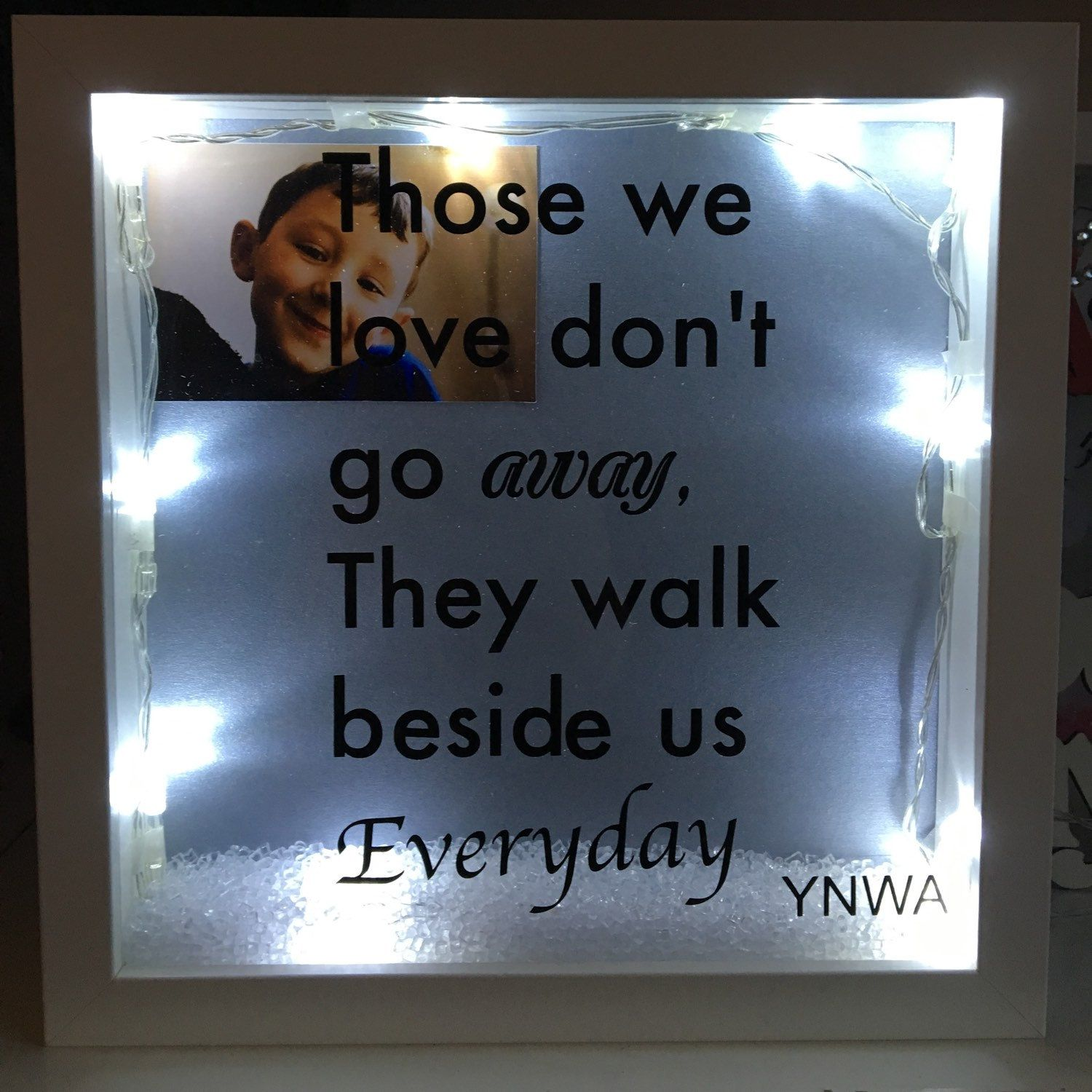 This Is A Great Gift To Remember Lost Loved Ones Any