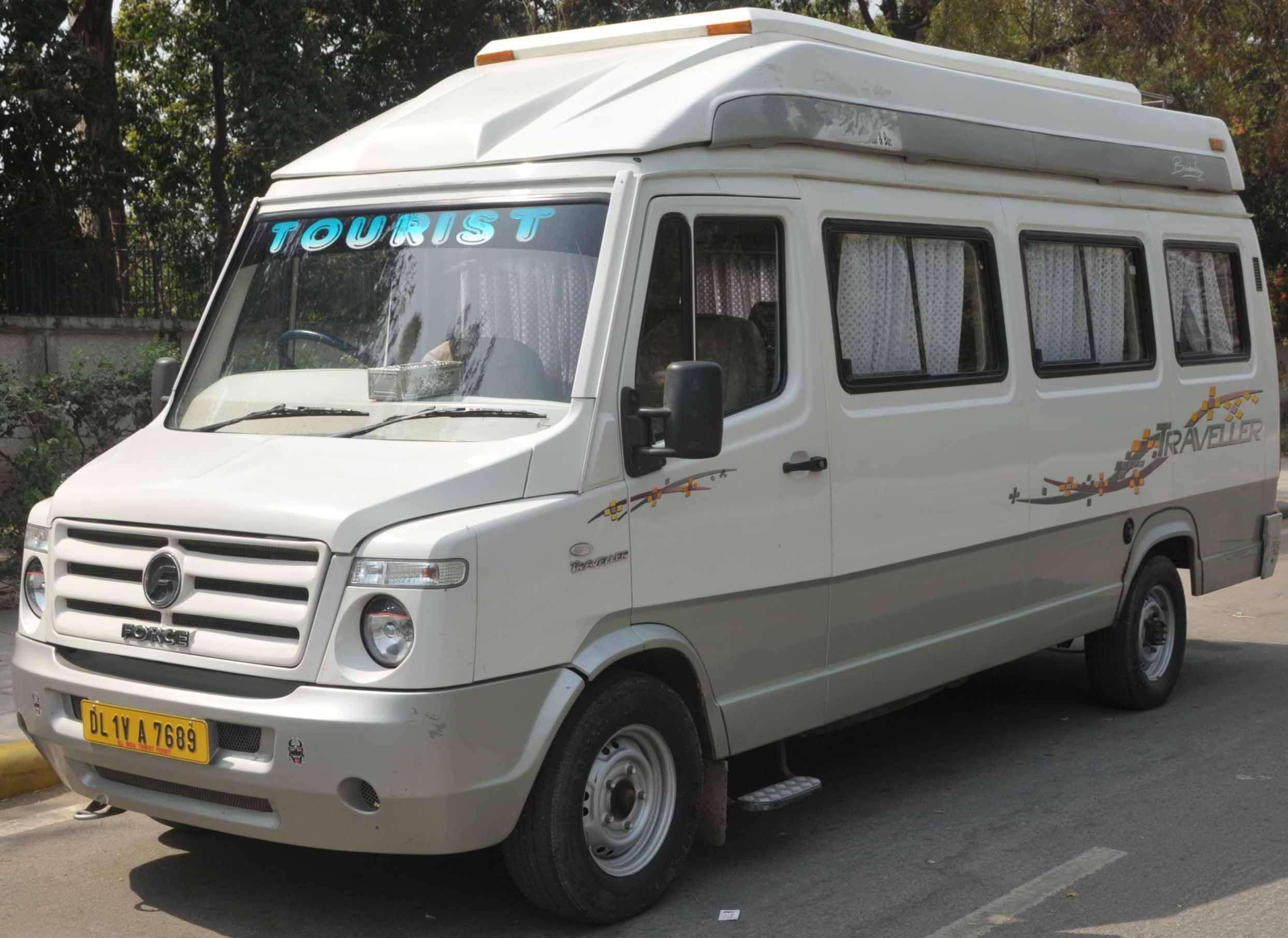 Delhitempotravels provides tempo traveller on rent in