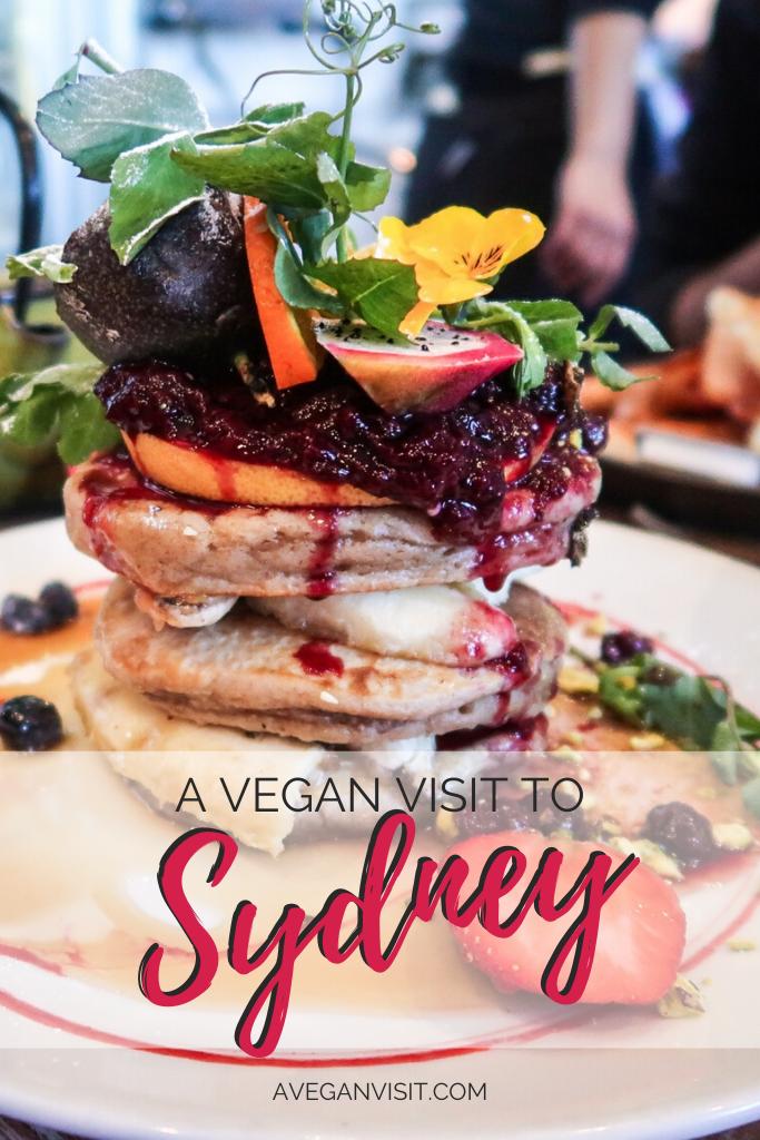 A Vegan Visit To Sydney Top 3 Vegan Eats A Vegan Visit In 2020 Vegan Eating Vegan Restaurants Vegan