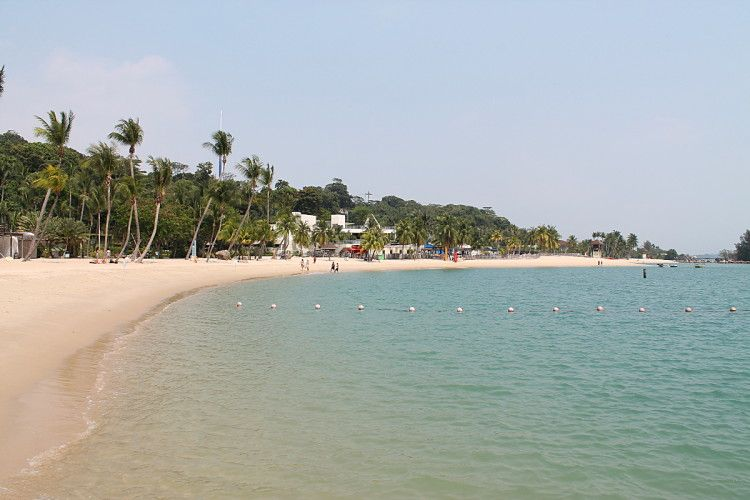 The Best Beaches In Singapore Sentosa Island Singapore