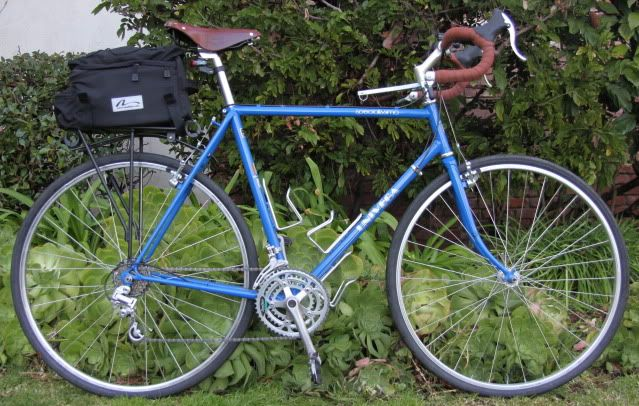 Out With The Old 1984 Univega Specialissima For Sale Touring