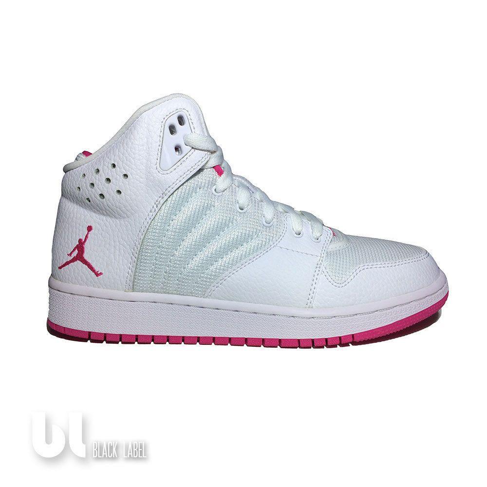 Details zu Nike Jordan 1 Flight 4 Mädchen Schuh Sport Kinder Schuhe Damen Basketball  Schuh