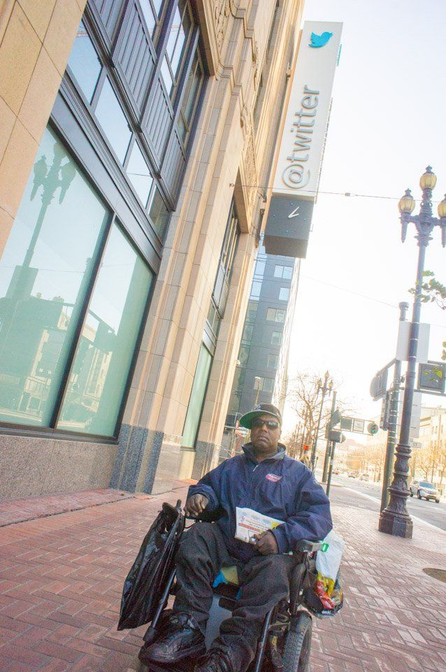 Here Are Some Troubling Stats About Homeless People Living Right Outside Twitter S Headquarters In San Francisco Homeless Homeless People Help Homeless People