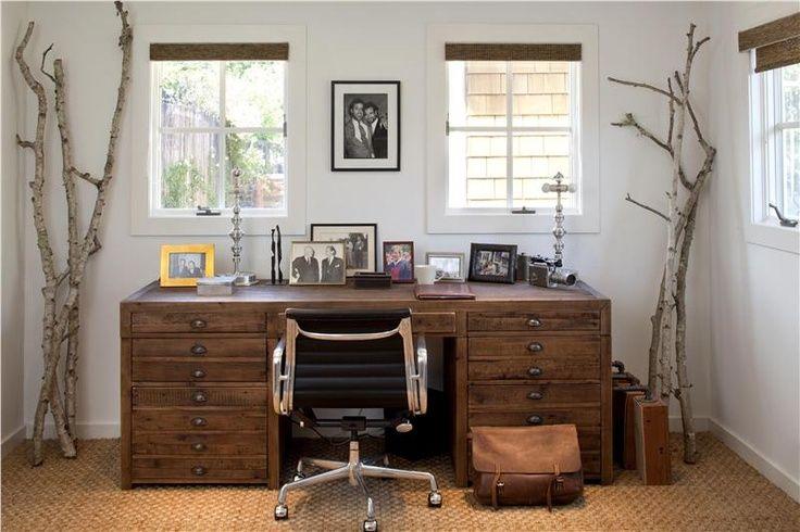 Rustic Home Office Ideas Decor Ideasdecor