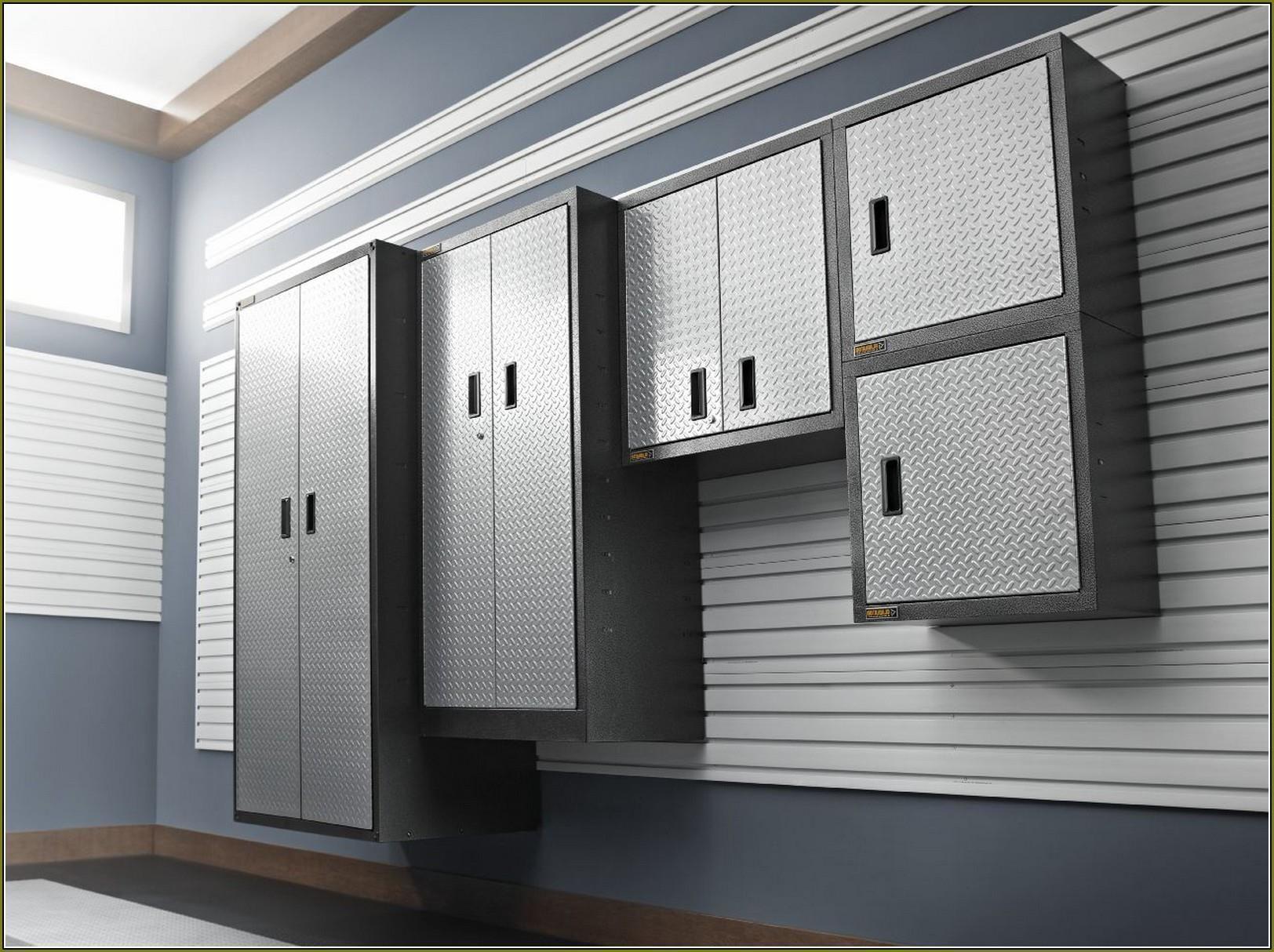Metal Garage Storage Cabinets Sears Diy Garage Storage Cabinets