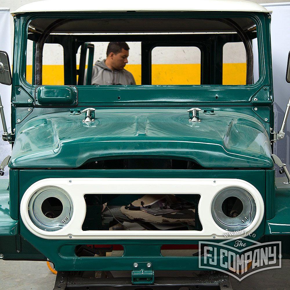 Restoration Update 1978 Toyota LandCruiser FJ40 RusticGreen #fjco1978rusticgreen #fjcompany #fj40 #fj40forsale