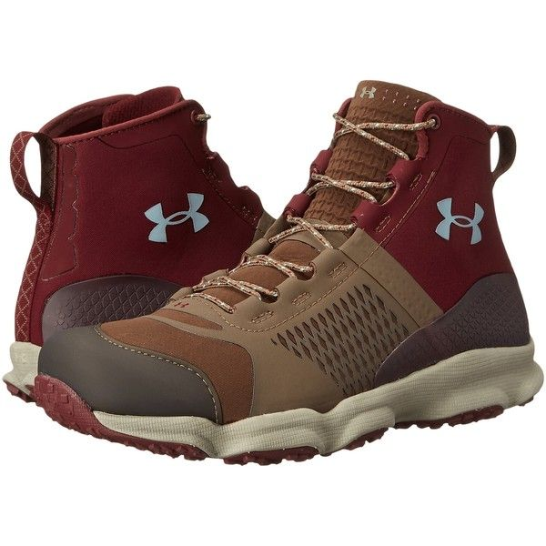 Womens Boots Under Armour UA Speedfit Hike Mid Uniform/Sherry/Veneer