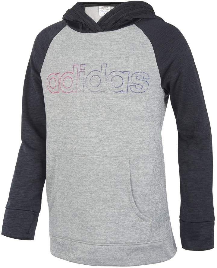 6bf2fcb85def Girls 7-16 Colorblock Hooded Sweatshirt #FEATURES#hoodie#girls ...