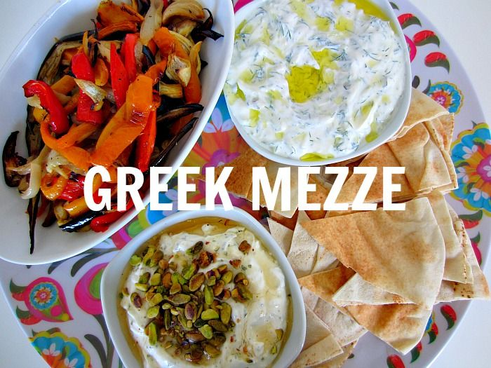 Greek Themed Dinner Party All Recipes