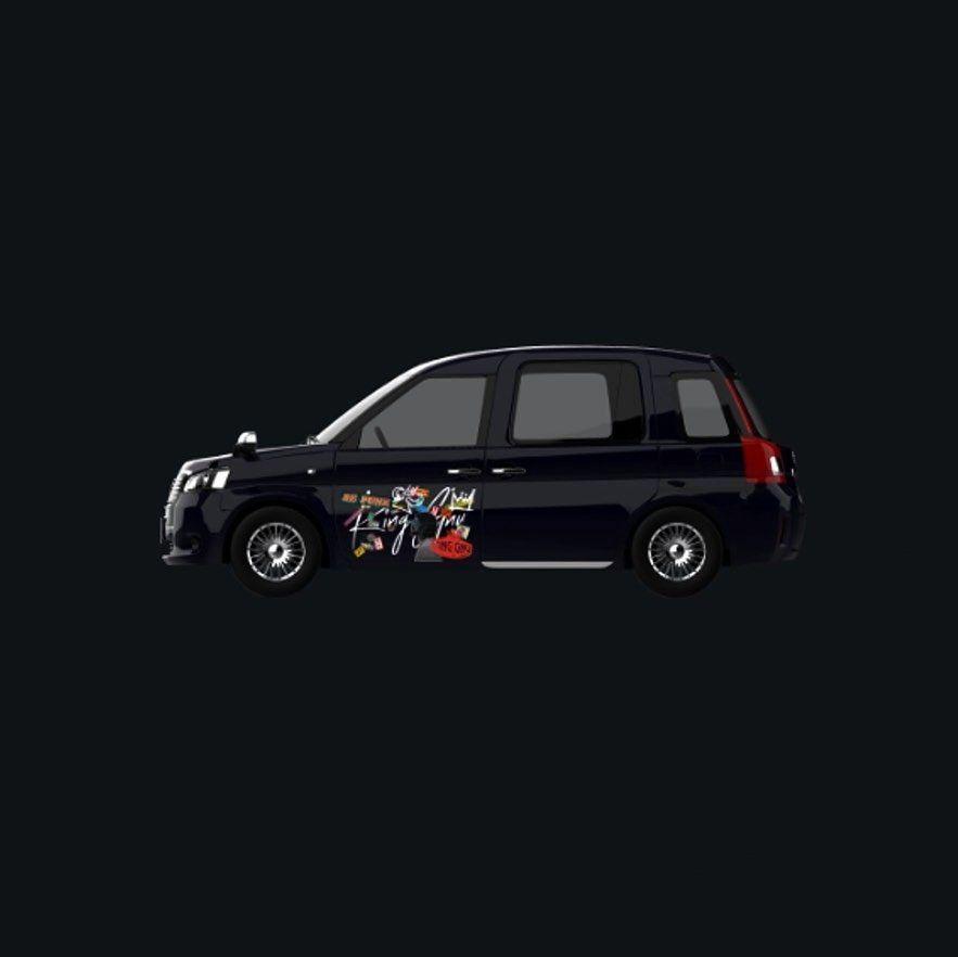タクシー km