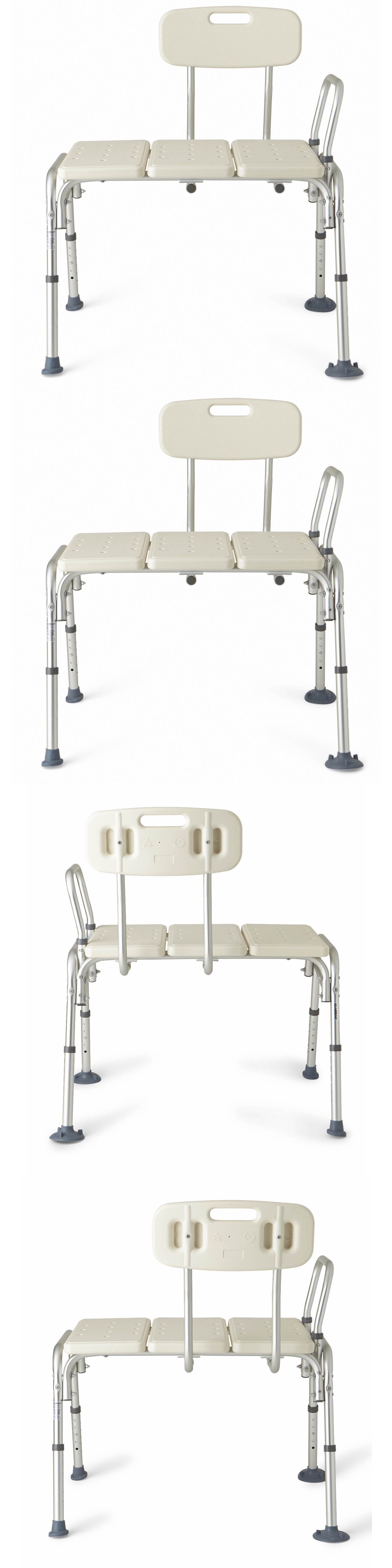 Transfer Boards And Benches: Bathtub Transfer Bench Safety Handicap Elderly  Adjustable Shower 300 Lbs Chair