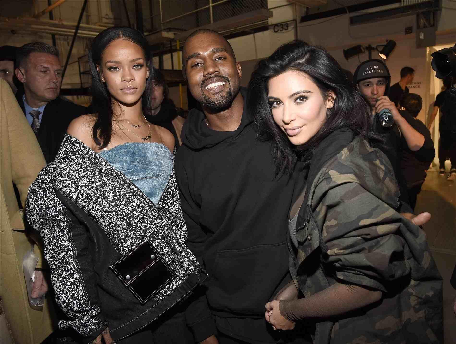 Kanye West Fashion Designer Kardashian Girls Rihanna Kanye West Kanye West Adidas