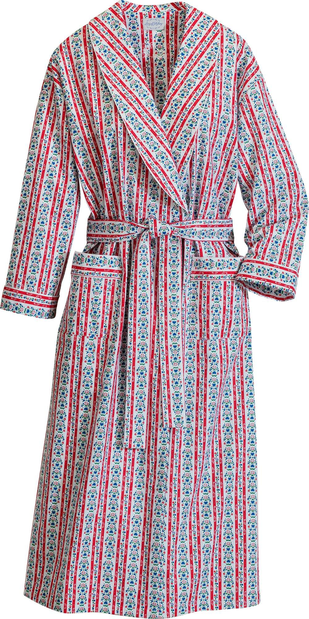 87ba53000a Lanz of Salzburg Flannel Robe