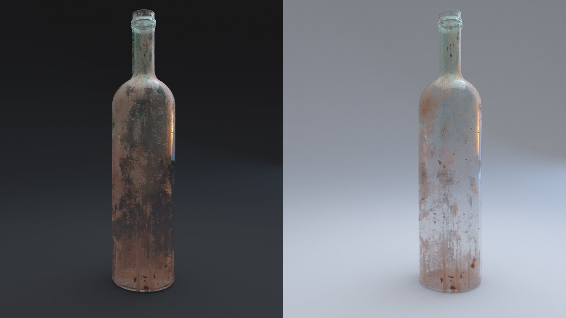 Tutorial No.45 : Creating a complex smudged,rusty and dirty Glass Shader in Arnold For Cinema 4d