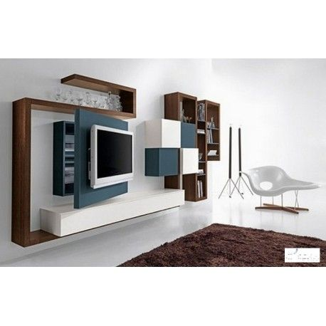 Fresh Luxury Entertainment Wall Units