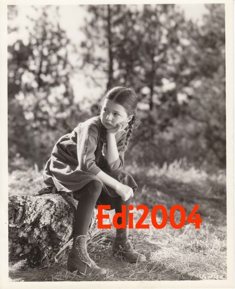 Virginia Weidler, Girl Of The Ozarks, 1936