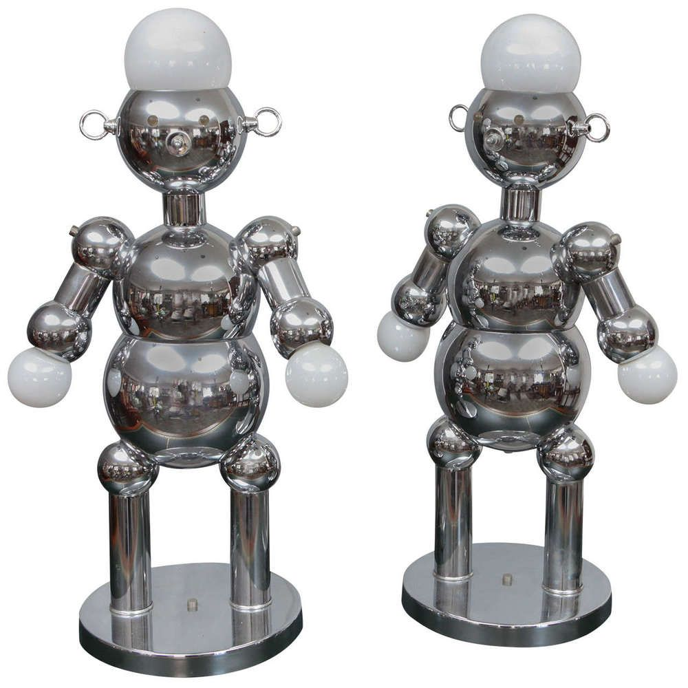 Conce676 Jpg Robot Lamp Vintage Table Lamp Lamp