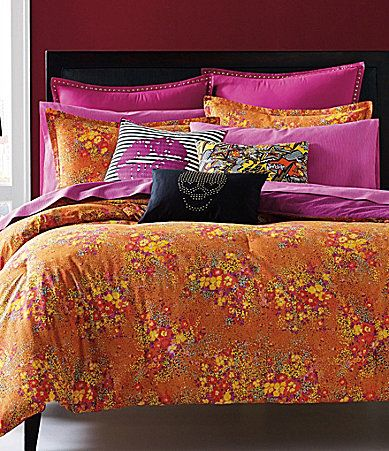 Betsey Johnson Va Va Voom Bedding Collection Dillards Betsey Johnson Bedding Bedding Sets Apartment Bedding