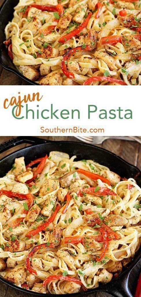 Shortcut Cajun Chicken Pasta images