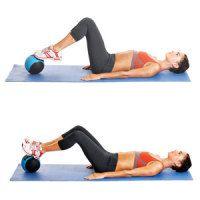 Flat-Ab Pilates Workout | Women's Health Magazine (Core Stability Watches)